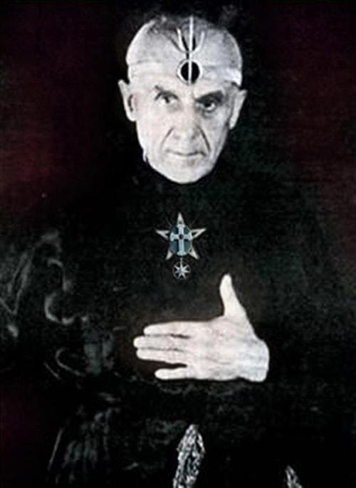 Eugen Grosche - Grão Mestre da Fraternitas Saturni